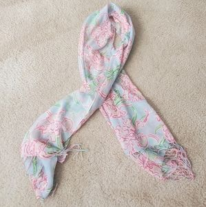 Lilly Pulitzer Cashmere Scarf
